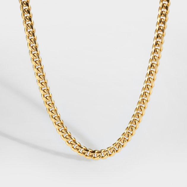 d35419843c7 Køb guld halskæder til mænd → Gratis fragt | Northern Legacy