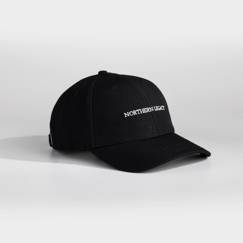 NL Signature cap - Black - Caps - Northern Legacy