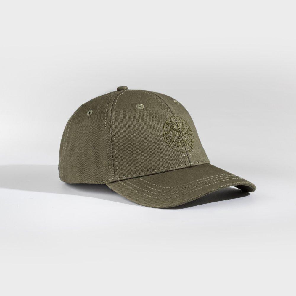 NL Vegvisir cap - Dusty green
