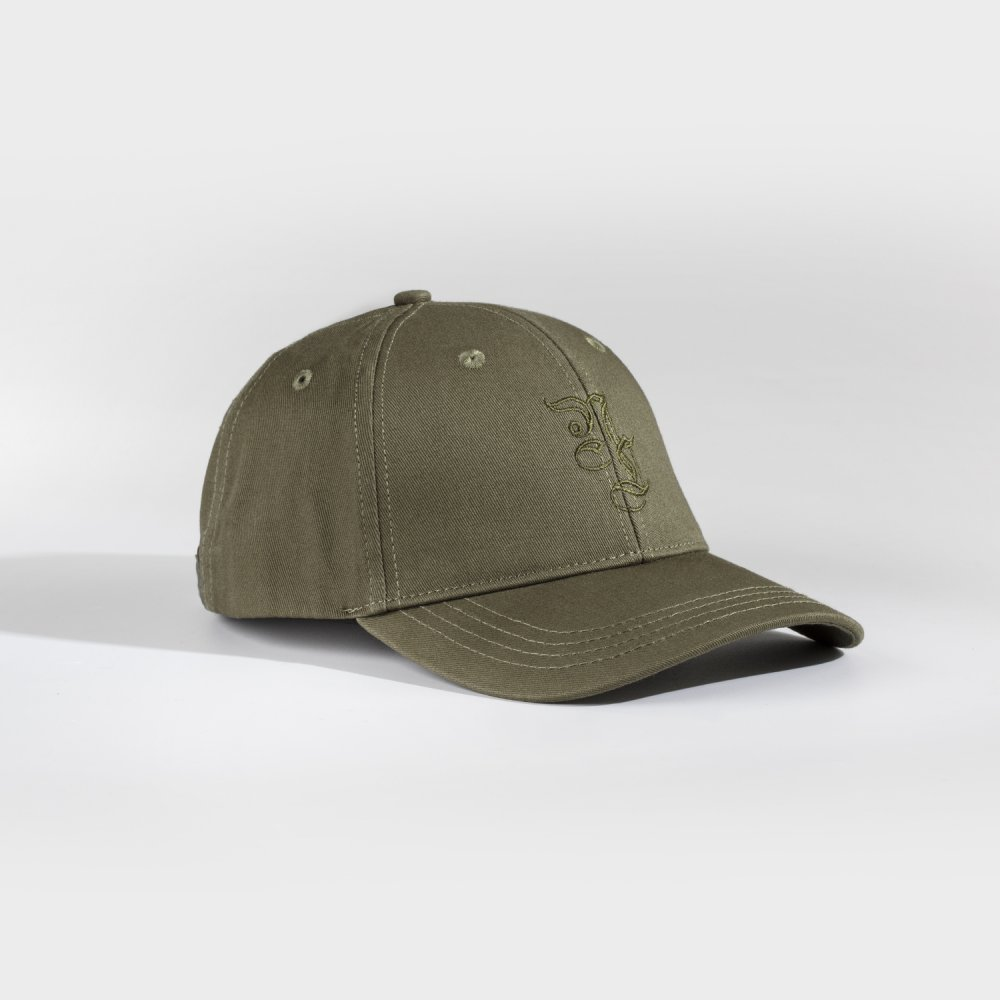 NL Lap over cap - Dusty green