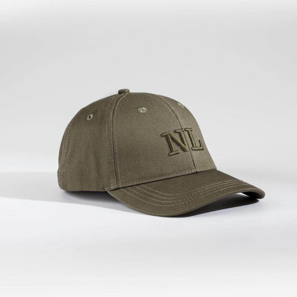 NL Dad cap - Dusty green