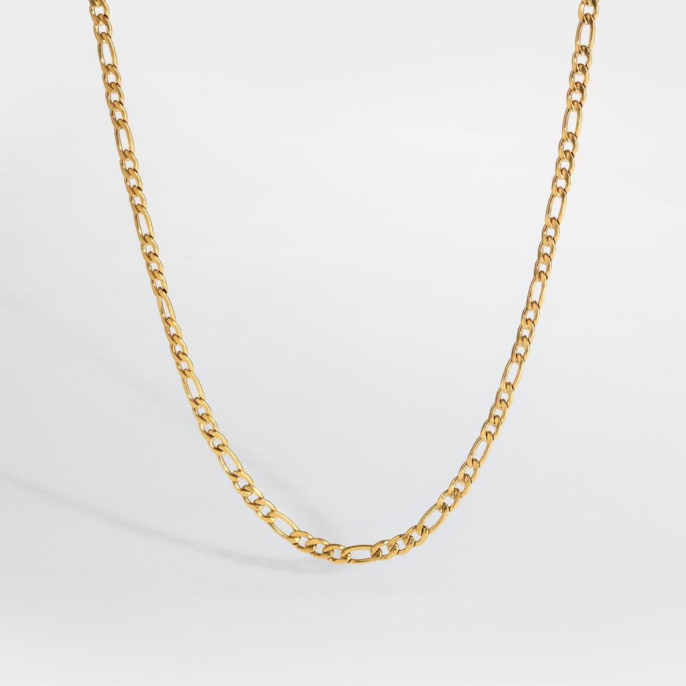 NL Antique kæde - Guldtonet
