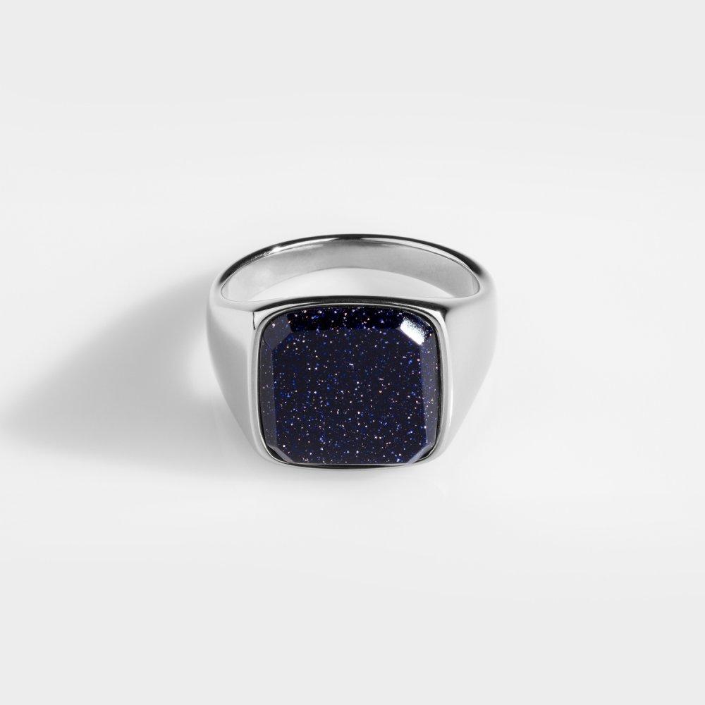 Celestial Signature - Sølvtonet ring
