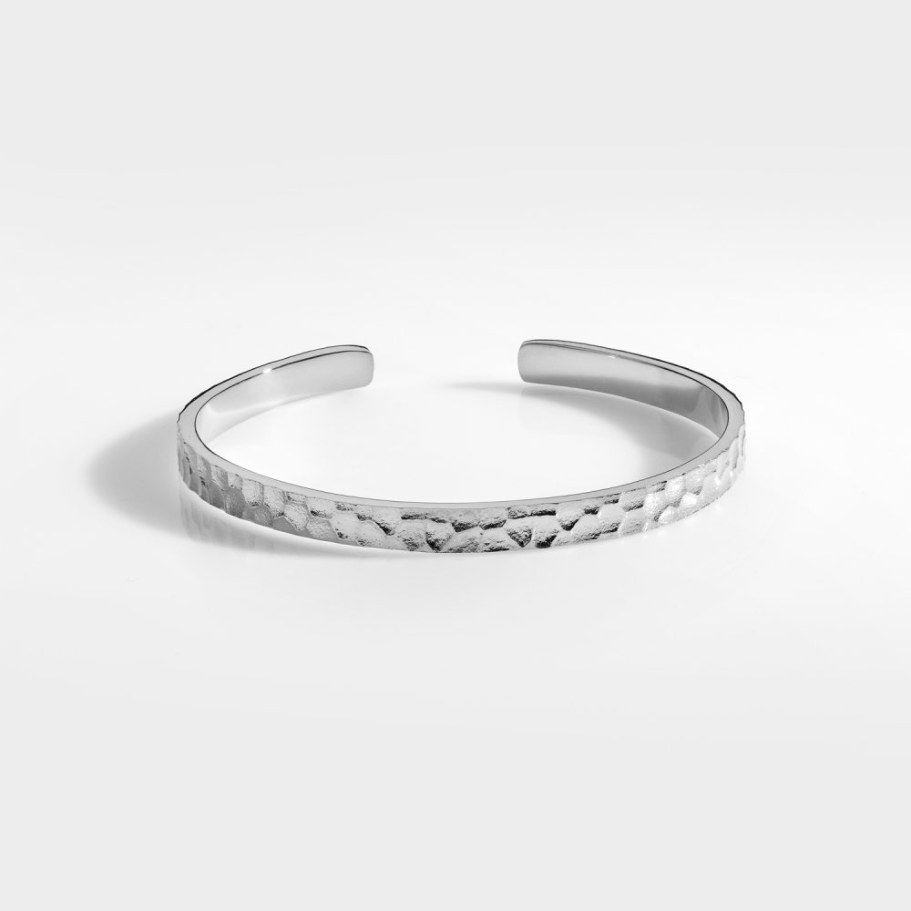 NL Disrupt armbånd - Sølvtonet