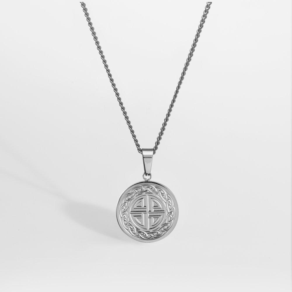 Knot smykkesættet - Sølvtonet