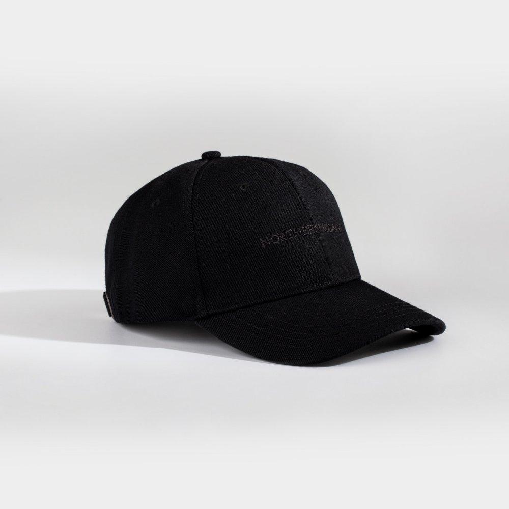 NL Signature Dad cap - Sort/sort