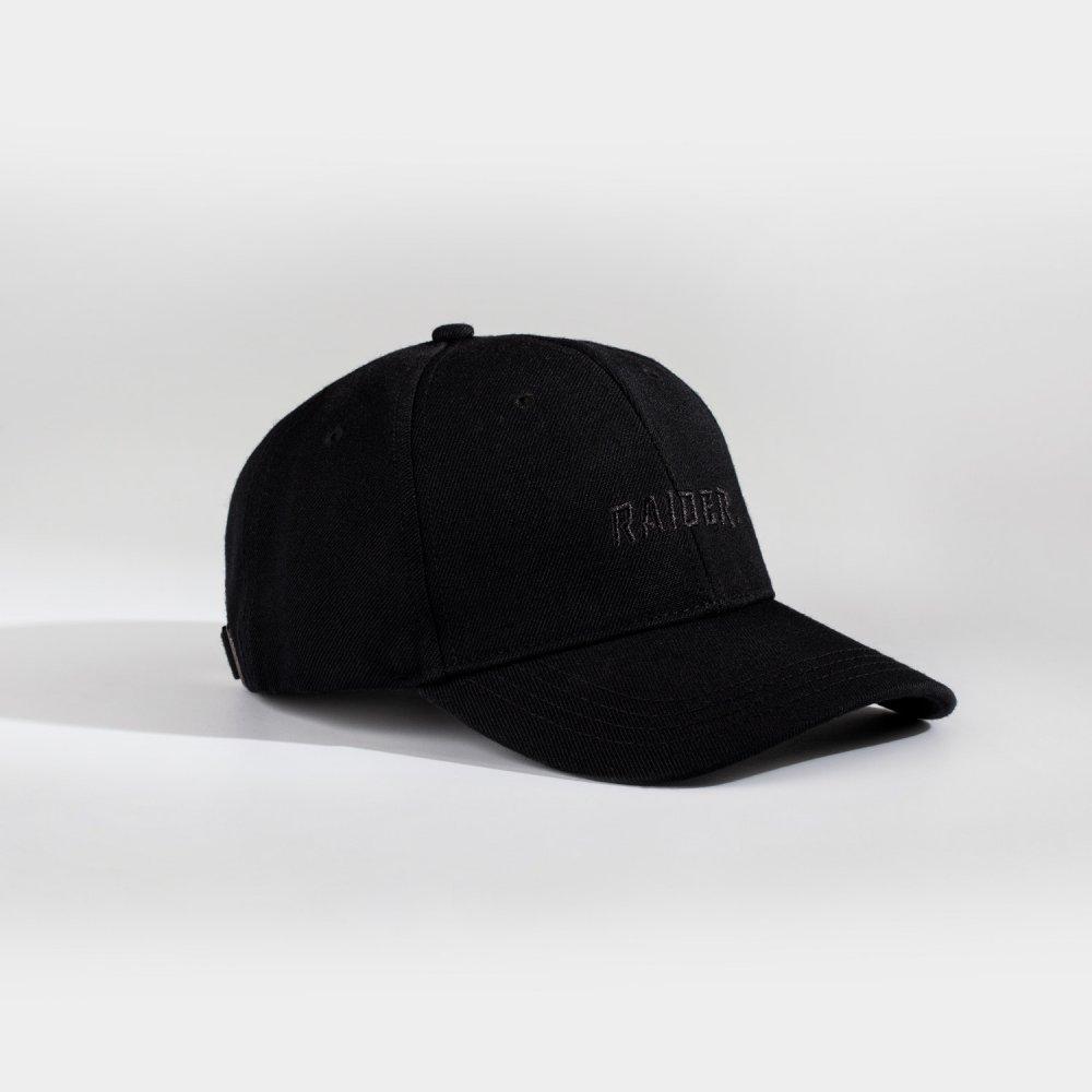 NL Raider Dad cap - Sort/sort
