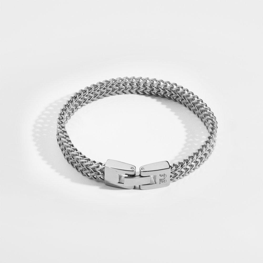NL Fehu Armbånd - Sølvtonet