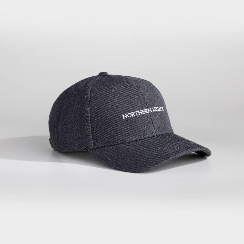 NL Signature cap - Dark grey