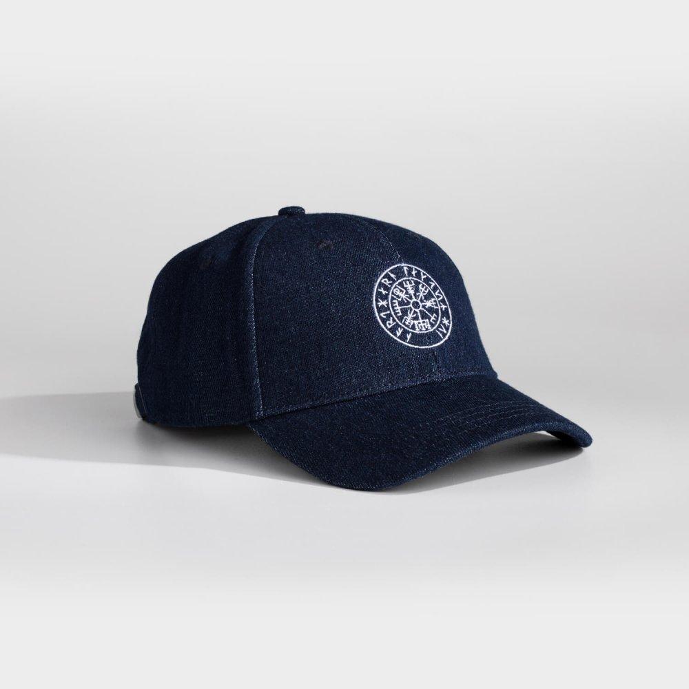 NL Vegvisir cap - Dark denim