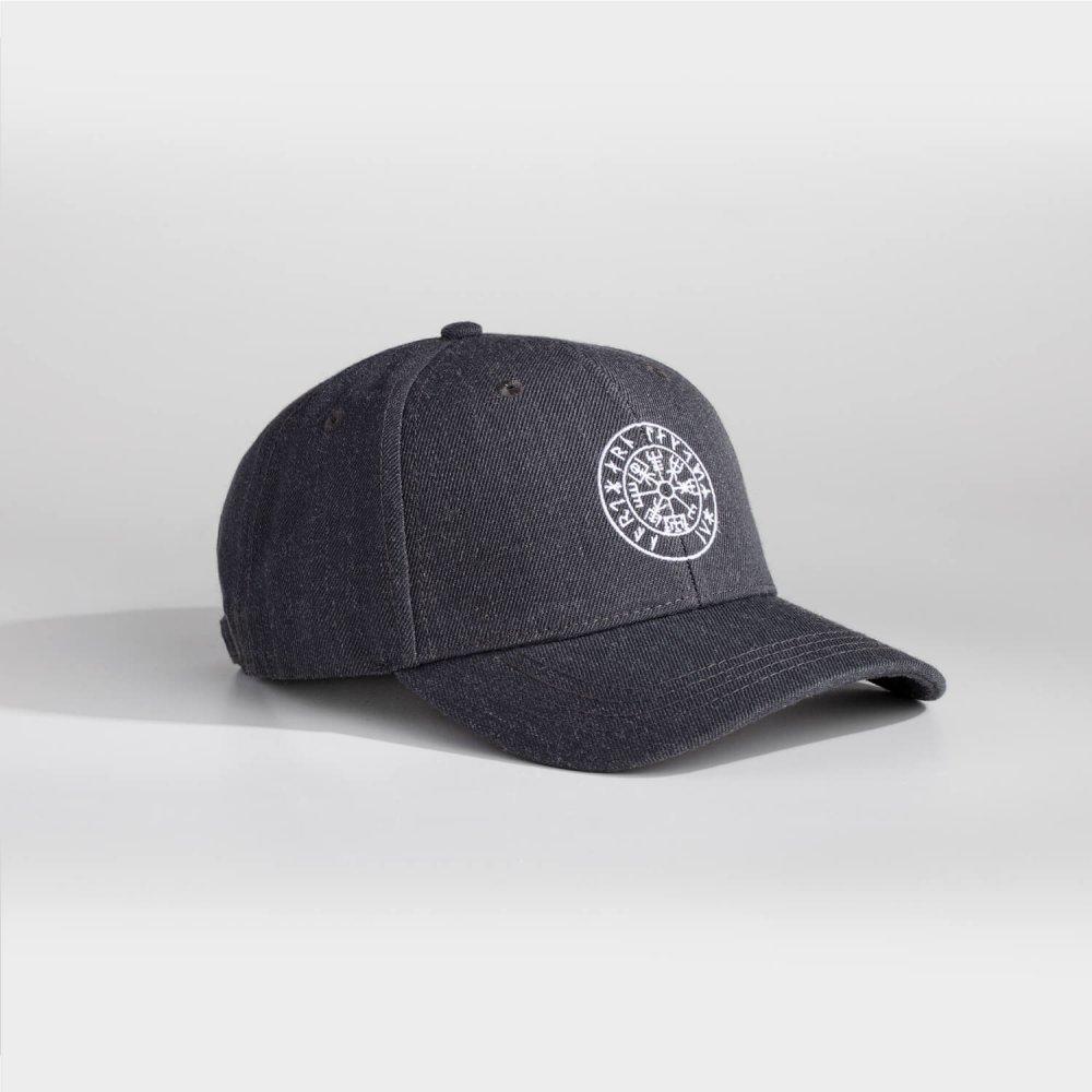 NL Vegvisir cap - Dark grey