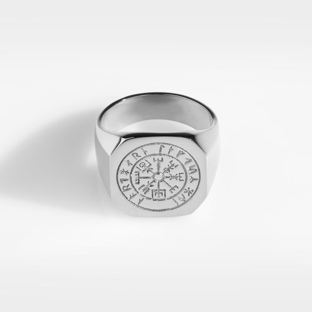 Oversize pakken - Sølvtonet