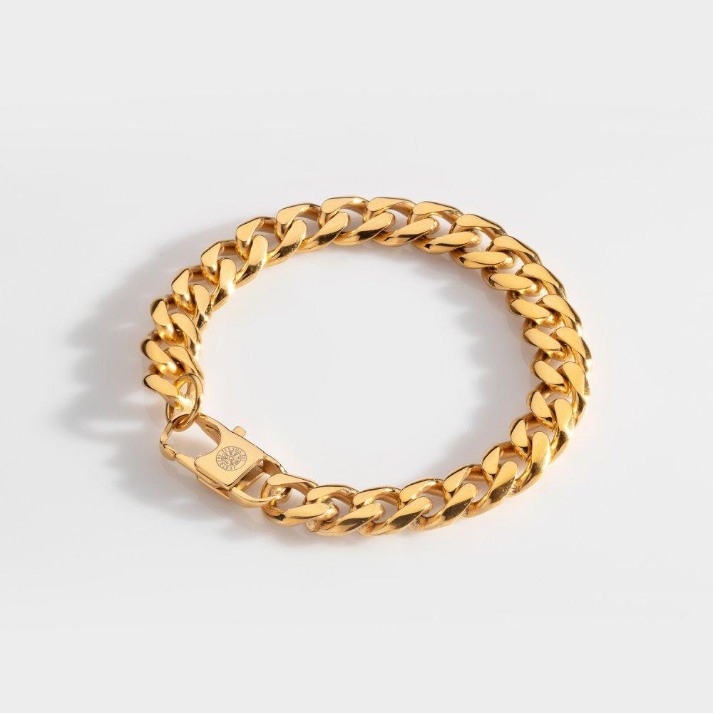 NL Sequence armbånd - Guldtonet