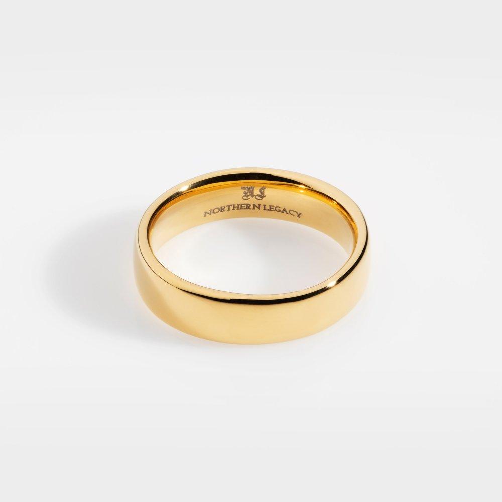 Siempre band - Guldtonet ring