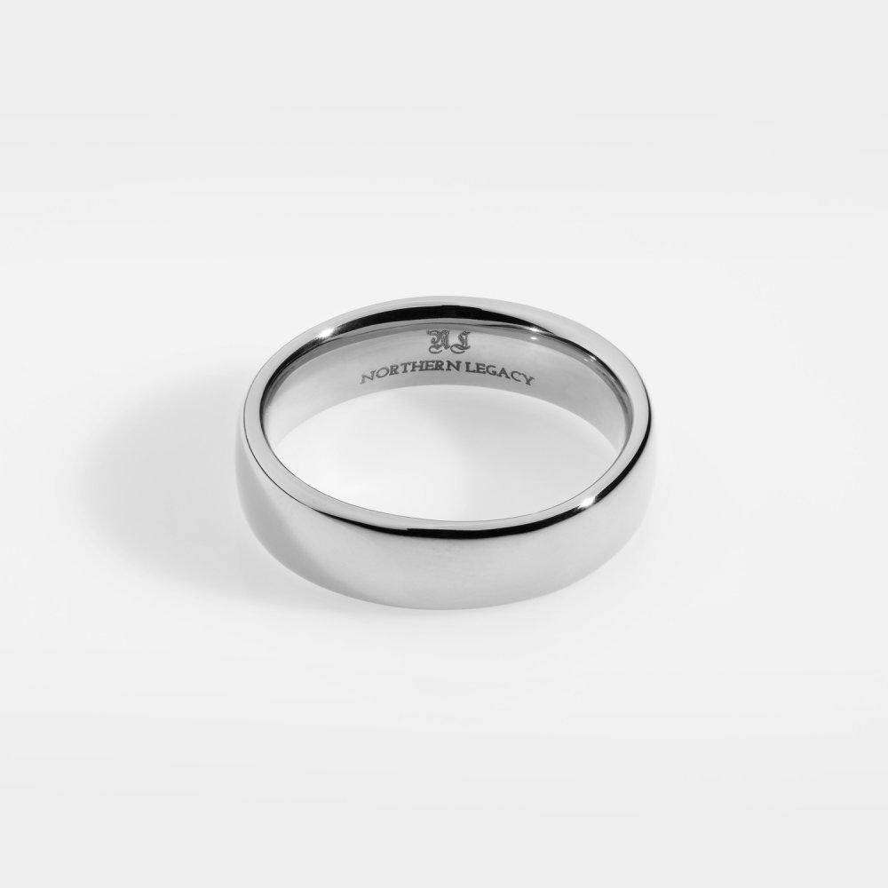 Siempre band - Sølvtonet ring