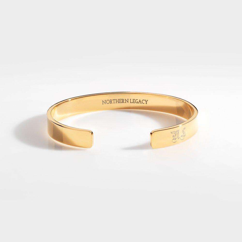 NL Signature Armbånd - Guldtonet