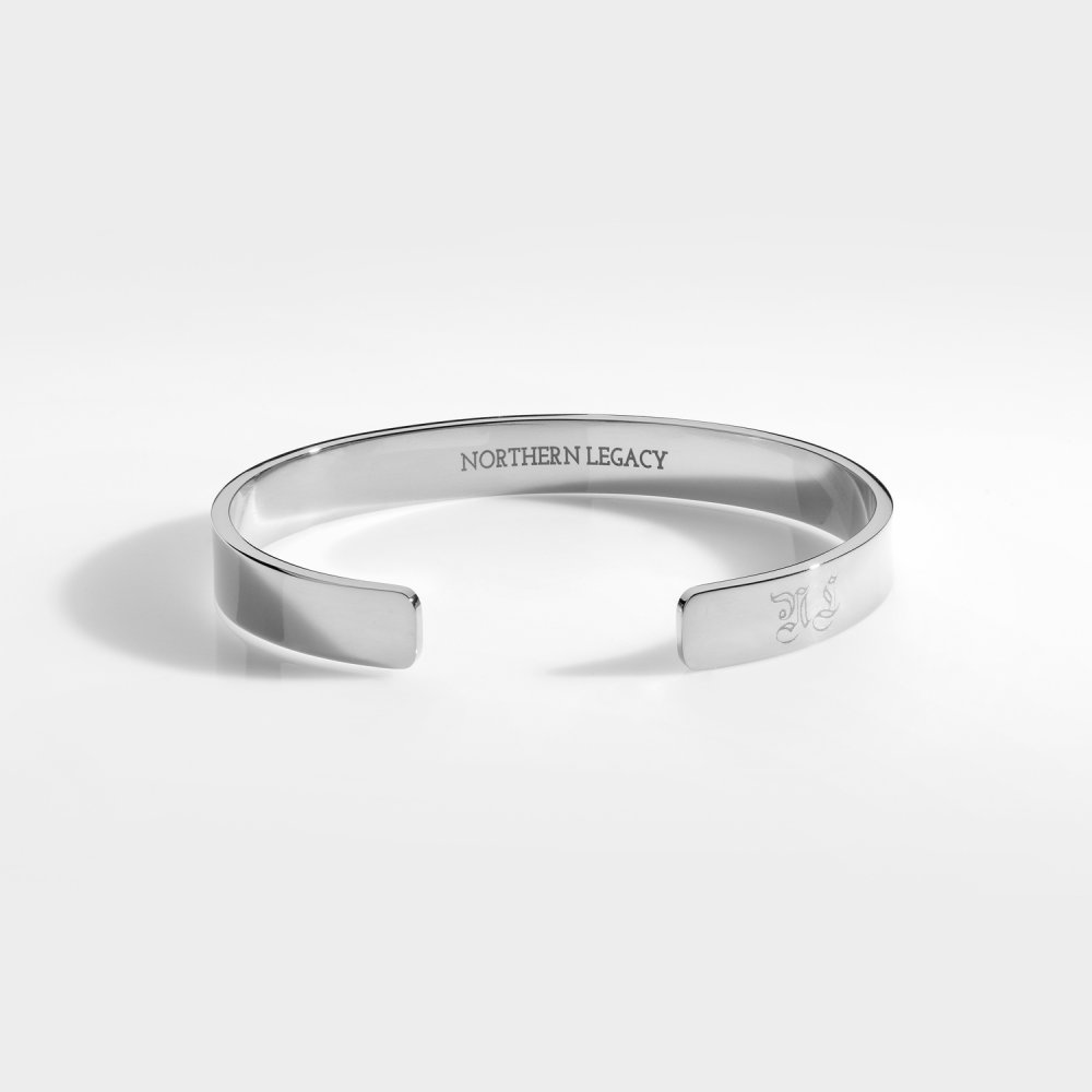 NL Signature Armbånd - Sølvtonet