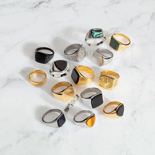 Oversize ringen