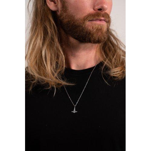 Halskæde med Thors hammer